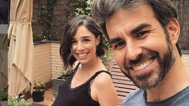 Candela Serrat y Dani Muriel, padres de su primera hija, a la que han llamado Mérida