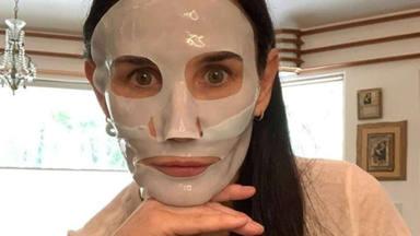 Demi Moore sorprende en redes
