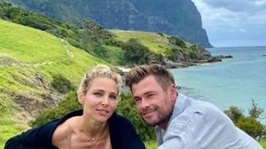 Así han sido las vacaciones tan mágicas que han pasado Chris Hemsworth con Elsa Pataky