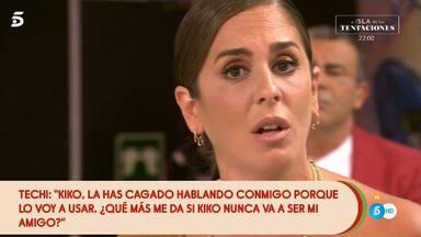 Anabel Pantoja defiende a Irene Rosales de la trampa de Techi, expareja de Kiko Rivera