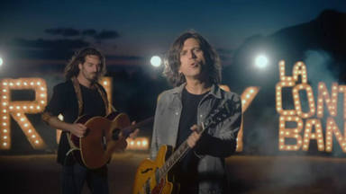 """Aquí está """"The End"""" en la versión de Rulo y La Contrabanda con Andrés Suárez"""