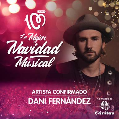 Dani Fernández La Mejor Navidad Musical
