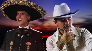 """Alejandro Fernández y Christian Nodal estrenarán """"Duele"""" junto con el videoclip oficial que podremos ver aquí"""