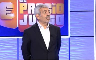 """Carlos Sobera para el programa tras sufrir las bromas de uno de los concursantes: """"¿Me ha vacilado?"""""""