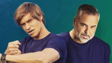 Carlos Baute y Juan Magán preparados para el estreno de su canción conjunta, 'Y te pido perdón'
