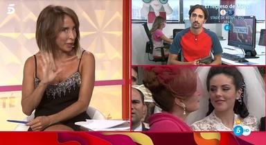 María Patiño opina sobre la maqueta inédita de Rocío Jurado y Rocío Carrasco que estaría a punto de ver la luz