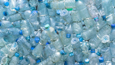 ¿Has leído la letra pequeña de las botellas de plástico?