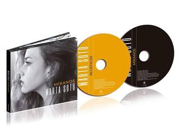 Así será la reedición del álbum de Marta Soto Míranos