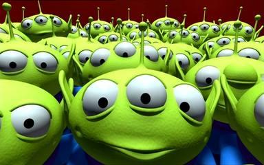 Marcianos de Toy Story
