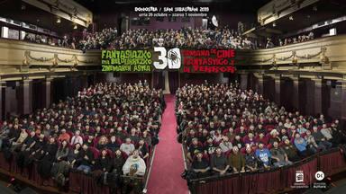 cartel oficial Semana de Cine Fantástico y de Terror
