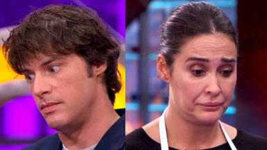 """El desastroso plato de Vicky Martín Berrocal que ha ofendido a Jordi Cruz: """"Me he bloqueado"""""""