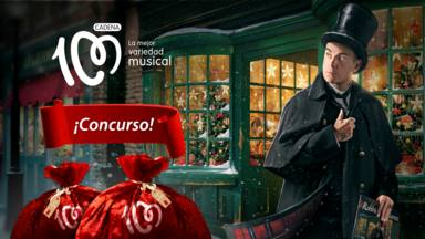 Concurso Robbie Williams 'The Christmas Present'