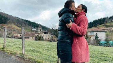 La romántica (y rural) escapada de Cristina Pedroche y Dabiz Muñoz con declaración de amor incluida