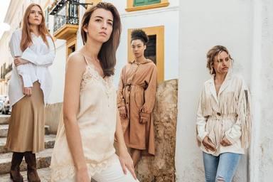 Carolina Monje, la novia de Alex Lequio, lanza su propia firma de ropa