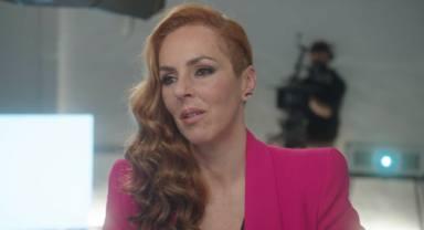 """Así ha sido la reveladora entrevista de Rocío Carrasco, previa al documental: """"Son víctimas de su padre"""