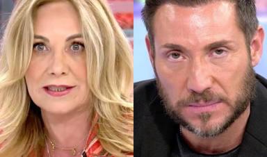 Belén Rodríguez destapa las oscuras intenciones de Antonio David con Olga Moreno cuando acabe 'Supervivientes'