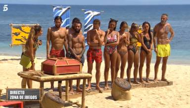 Susto en 'Supervivientes': un concursante a punto de ahogarse en una de las pruebas del concurso