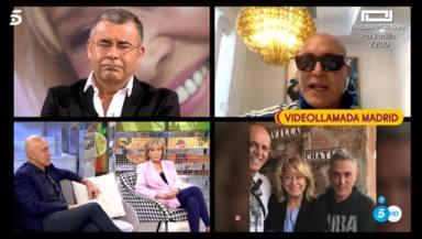 El día que Mila Ximénez frenó que Jorge Javier Vázquez abandonase la televisión: Me faltó muy poco