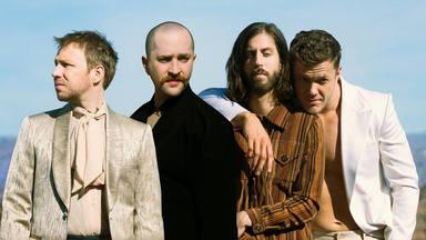 Imagine Dragons ha puesto nombre y fecha a su nuevo álbum, el quinto disco de la banda