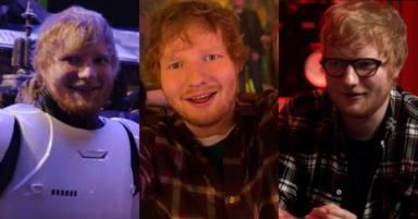 Ed Sheeran ha demostrado su talento en la pequeña y en la gran pantalla: estos son algunos de sus cameos