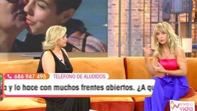 Raquel Mosquera, entrevistada por Emma García en Viva la vida