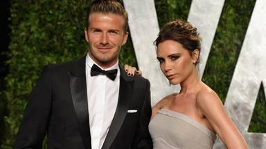 David Beckham causa sensación con una imagen compartida por su mujer, Victoria