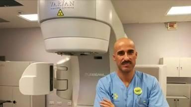 Nacho Rodríguez en una imagen actual en la que se puede observar su cambio físico