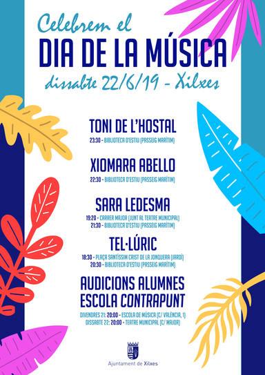 Día de la Música en Xilxes