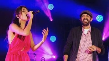 Ana Guerra y Juan Luis Guerra