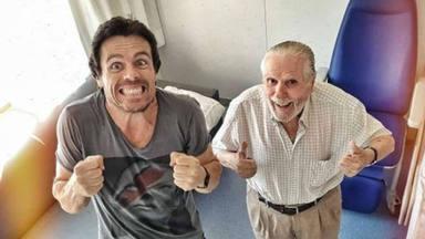 Octavi Pujades muestra lo que hay detrás de la fama: así es su día a día junto a su padre de 90 años y sus hij