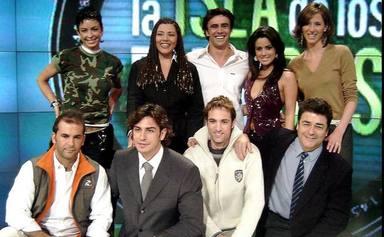 Tras Furor, Alonso Caparrós fue el primer presentador de Supervivientes en Antena 3