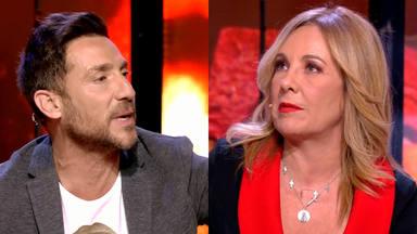 La polémica vuelta de Belén Ro a la televisión con una monumental pelea con Antonio David Flores