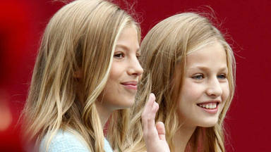 Leonor y Sofía lanzarán esta tarde un mensaje a los jovenes españoles