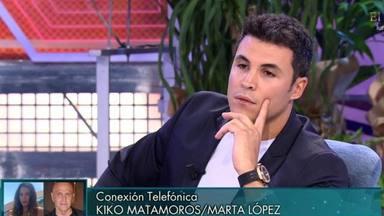 Kiko Jimenez y Marta Lopez
