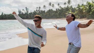 Carlos Vives y Ricky Martín se reúnen en 'Canción bonita' en homenaje a Puerto Rico