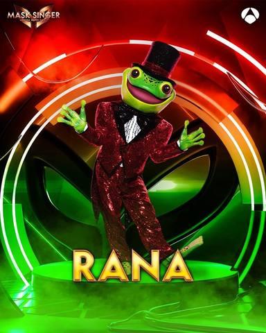 Rana, una de las máscaras de Mask Singer 2