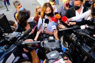 Ana Rosa Quintana obligada a interrumpir sus vacaciones para despedir a Tico Medina