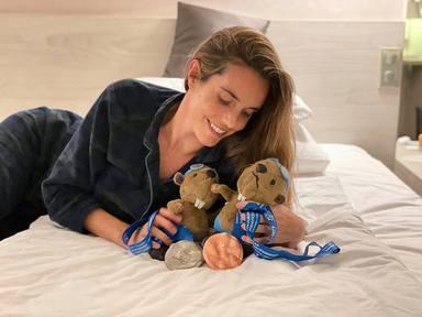 Ona Carbonell, decepcionada por tener que interrumpir la lactancia materna durante los Juegos Olímpicos