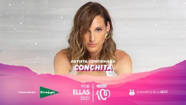 Conchita, entre los artistas que estarán presentes sobre el escenario de CADENA 100 Por Ellas