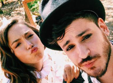"""""""No creo en nada"""", es la canción de María Parrado y Cepeda"""