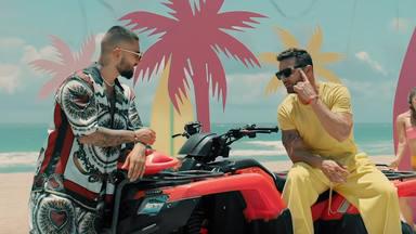 """No Se Me Quita"" de Maluma y Ricky Martin tiene videoclip"