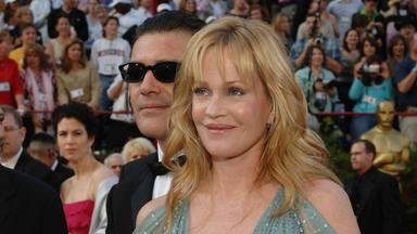 Antonio Banderas y Melanie Griffith y su reencuentro más esperado en Hollywood