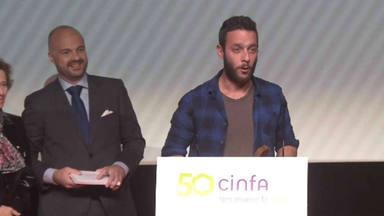 Iñaki Goicoechea, tras recoger el premio ¡Buenos días, Javi y Mar! Por un mundo mejor: qué gran emoción