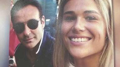 Enrique Ponce junto a su nueva pareja Ana Soria