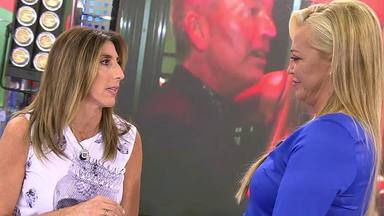 Belén Esteban está muy preocupada por su amiga Paz Padilla tras la pérdida de su marido