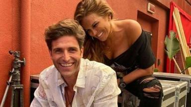 Efrén Reyero y Marta López son la pareja sorpresa del verano