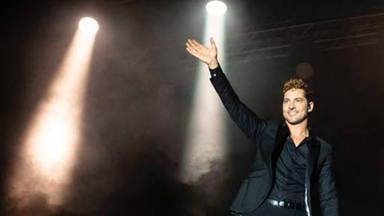 David Bisbal nos cuenta por qué ofreció dos conciertos consecutivos en Medellín