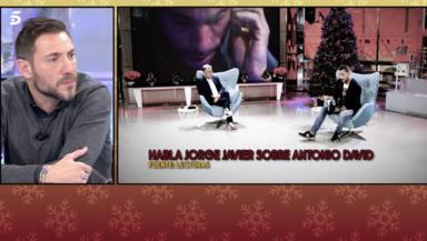 Antonio David habla sobre Jorge Javier