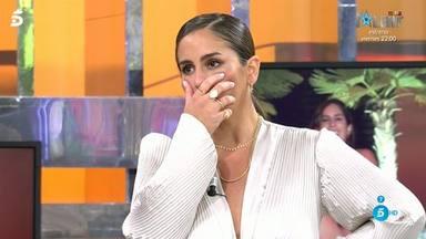Enfado Anabel Pantoja cuando le dicen que está embarazada
