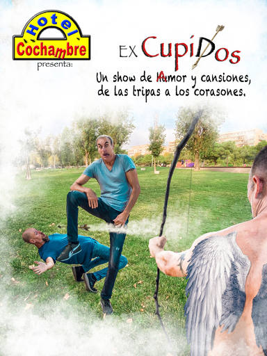 Els components de Hotel Cochambre, Beni y Diego estrenen nou show musical!